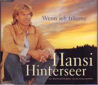 Cover Hansi Hinterseer - Wenn ich träume