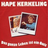 Cover Hape Kerkeling - Das ganze Leben ist ein Quiz