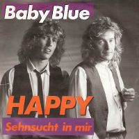 Cover Happy - Baby Blue