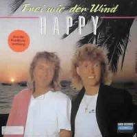 Cover Happy - Frei wie der Wind