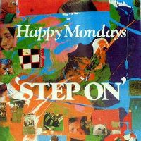 Cover Happy Mondays - Step On