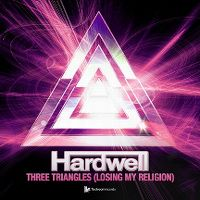 Cover Hardwell - Three Triangles (Losing My Religion)