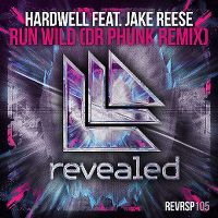 Cover Hardwell feat. Jake Reese - Run Wild (Dr Phunk Remix)