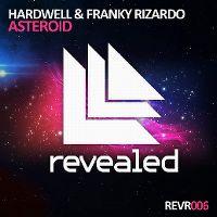 Cover Hardwell & Franky Rizardo - Asteroid