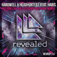 Cover Hardwell & Headhunterz feat. Haris - Nothing Can Hold Us Down (Dr Phunk Remix)