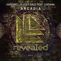 Cover Hardwell & Joey Dale feat. Luciana - Arcadia