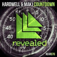 Cover Hardwell & Makj - Countdown