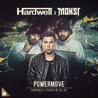 Cover Hardwell & Molski - Powermove