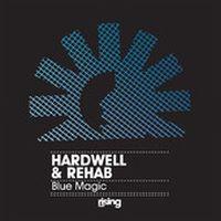 Cover Hardwell & Rehab - Blue Magic