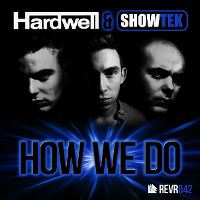 Cover Hardwell & Showtek - How We Do