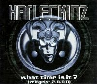 Cover Harleckinz - What Time Is It? (Zeitgeist 2.0.0.0)