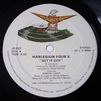 Cover Harlequin Four's feat. Barbara Tucker - Set It Off