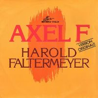 Cover Harold Faltermeyer - Axel F