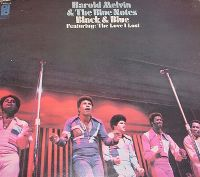 Cover Harold Melvin & The Blue Notes - Black & Blue