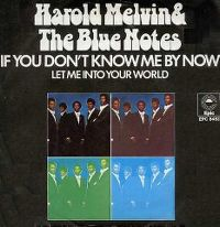 Cover Harold Melvin & The Blue Notes - If You Don't Know Me By Now
