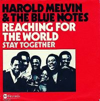Cover Harold Melvin & The Blue Notes - Reaching For The World