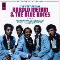 Cover Harold Melvin & The Blue Notes - The Very Best Of Harold Melvin & The Blue Notes