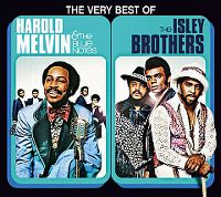 Cover Harold Melvin & The Blue Notes / The Isley Brothers - The Very Best Of