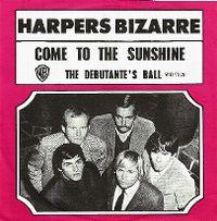 Cover Harpers Bizarre - Come To The Sunshine