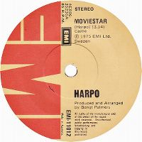 Cover Harpo - Moviestar