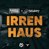 Cover Harris & Ford x Outsiders - Irrenhaus