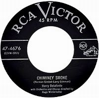 Cover Harry Belafonte - Chiminey Smoke