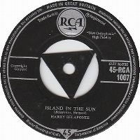Cover Harry Belafonte - Island In The Sun