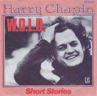 Cover Harry Chapin - W.O.L.D.