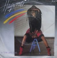 Cover Haywoode - A Time Like This