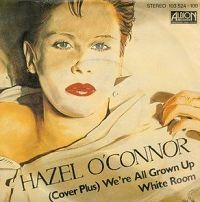 Cover Hazel O'Connor - (Cover Plus) We're All Grown Up