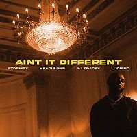 Cover Headie One feat. AJ Tracey & Stormzy & Luciano - Ain't It Different