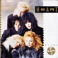 Cover Heart - Alone