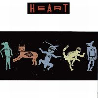 Cover Heart - Bad Animals
