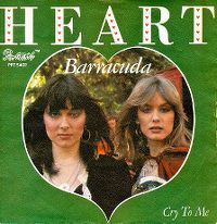 Cover Heart - Barracuda