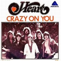Cover Heart - Crazy On You
