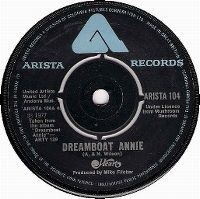 Cover Heart - Dreamboat Annie