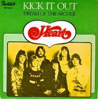 Cover Heart - Kick It Out