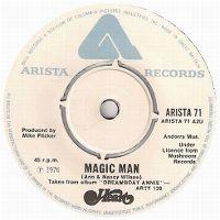 Cover Heart - Magic Man