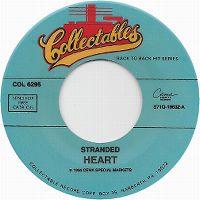 Cover Heart - Stranded