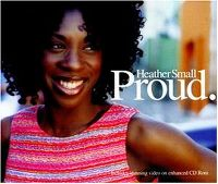 Cover Heather Small - Proud