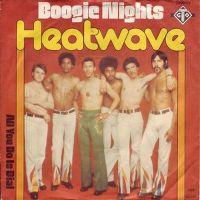 Cover Heatwave - Boogie Nights