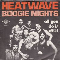 Cover Heatwave - Boogie Nights