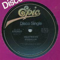 Cover Heatwave - Eyeballin'