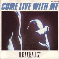 Cover Heaven 17 - Come Live With Me