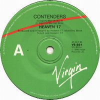 Cover Heaven 17 - Contenders