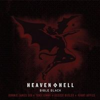 Cover Heaven & Hell - Bible Black