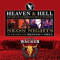 Cover Heaven & Hell - Neon Nights - 30 Years Of Heaven & Hell - Live At Wacken