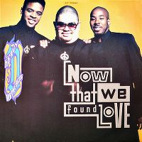Cover Heavy D & The Boyz - Now That We Found Love