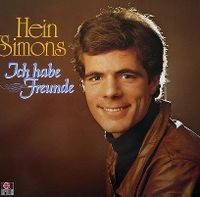 Cover Hein Simons - Ich habe Freunde