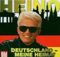 Cover Heino - Deutschland - meine Heimat